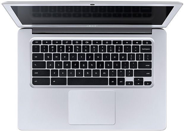 Acer Chromebook 14 Keyboard