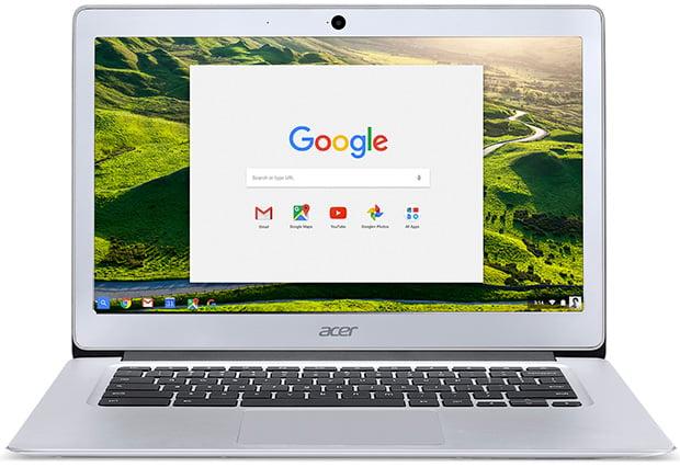 Acer Chromebook 14 Open