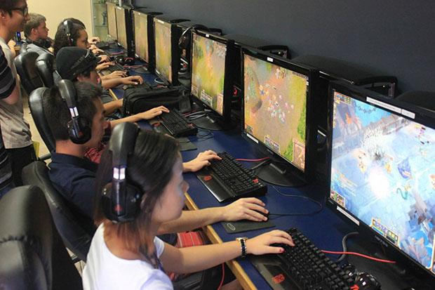 Gaming At UCI
