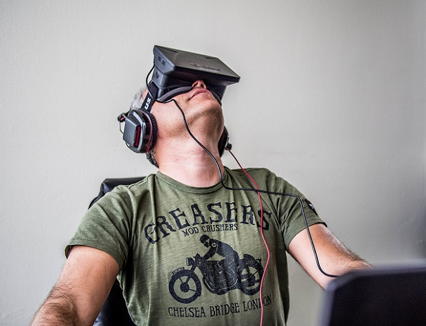 Orlovsky and Oculus Rift Galyonkin