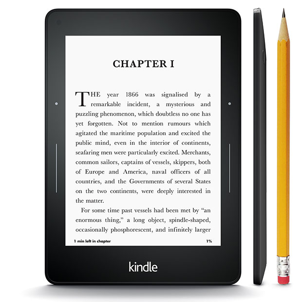 Kindle Voyage 00F US Thin