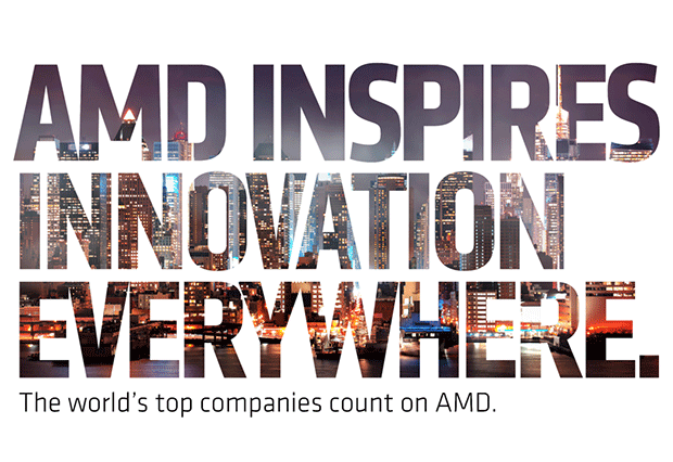 AMD inspires innovation everywhere