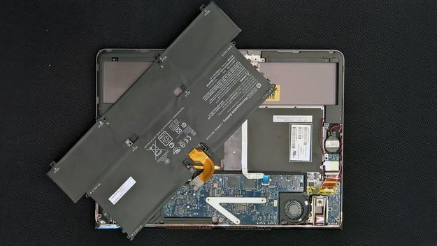 hp spectre battery