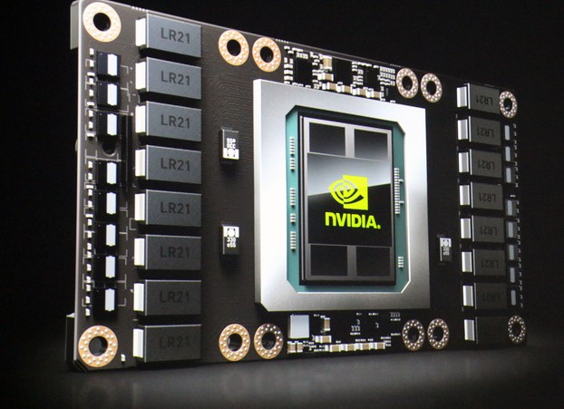 NVIDIA Tesla P100 Pascal GPU HMB2