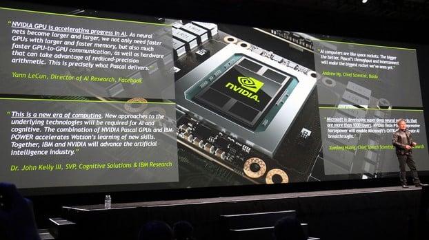NVIDIA Tesla P100 Pascal GPU Quotes