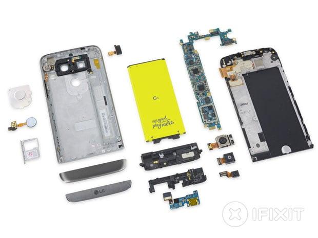 LG G5 iFixit