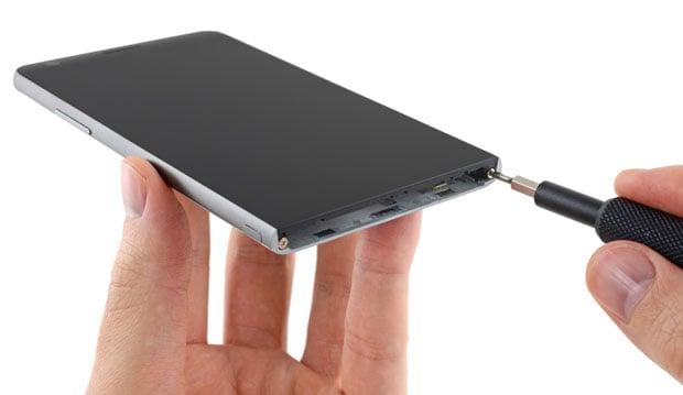 LG G5 iFixit 2