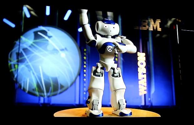 IBM Watson Robot