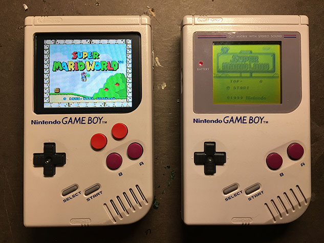 game boy super mario world