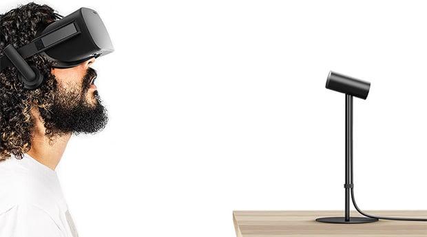 Oculus Rift Microphone