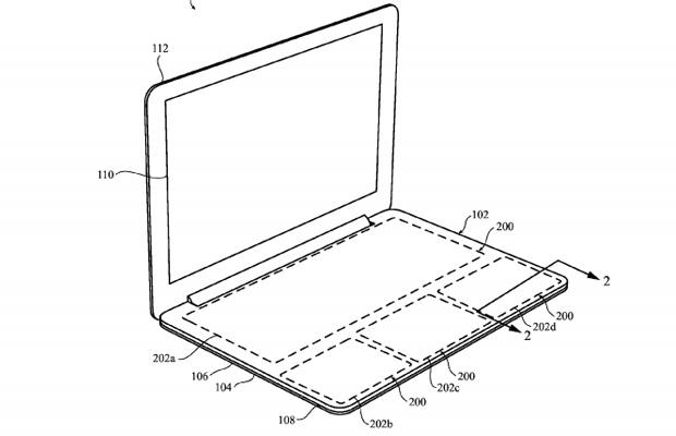 Apple Keyboard Patent