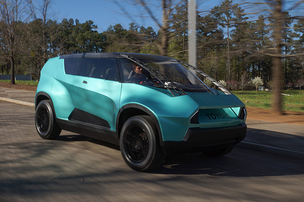 Toyota uBox Exterior