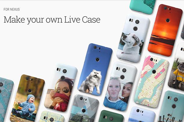nexus live case banner