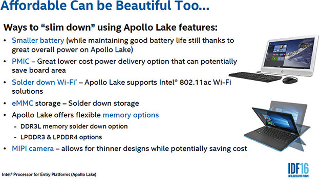 intel apollo lake atom platform benefits