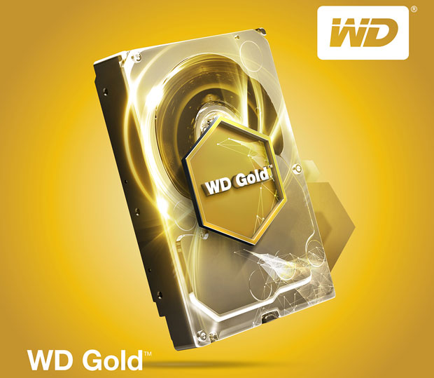 WD Gold