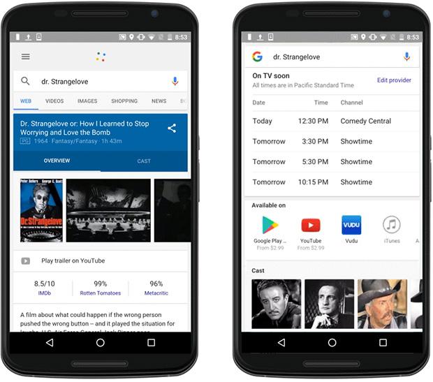 Google TV de venta