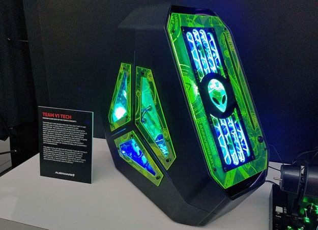 Alienware Area 51 Team V1 Tech Mod