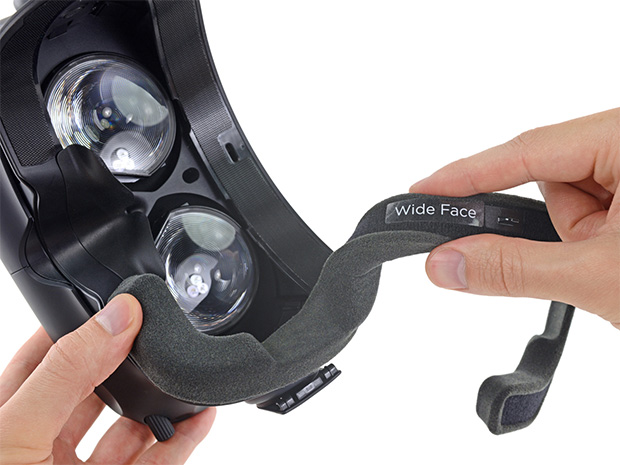 HTC Vive Foam