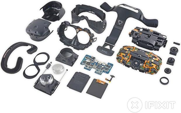 HTC Vive Parts