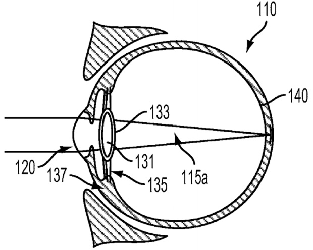Google Eyeball Drawing Patent