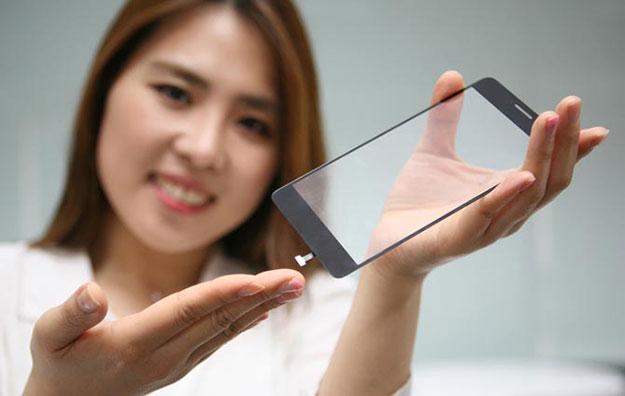 lg glass fingerprint