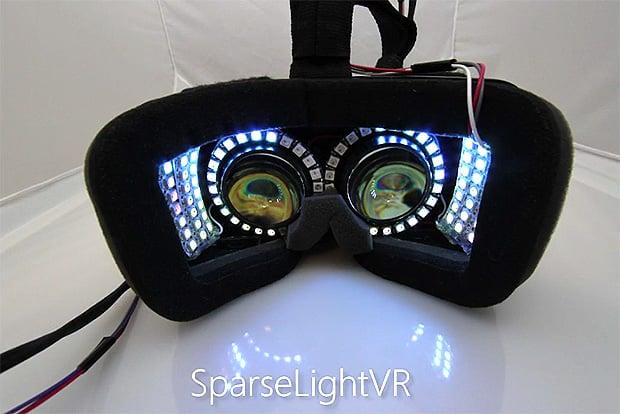 Microsoft SparseLightVR
