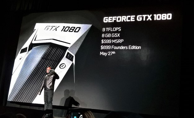 GeForce GTX 1080 Specs Price