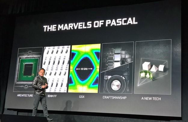 Marvels Of NVIDIA Pascal