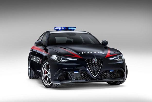 giulia qv police 1