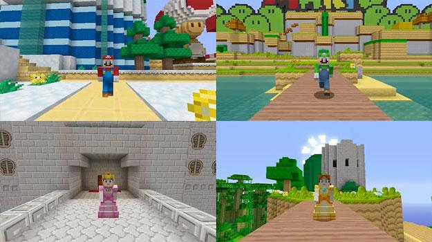 Minecraft Spielen Deutsch Minecraft Spiele Fr Wii U Bild - Minecraft wii spielen
