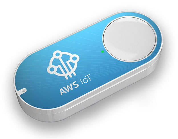 Amazon Rolls Out $20 Programmable Dash Button For IoT Tinkering, Promptly Sells Out | HotHardware