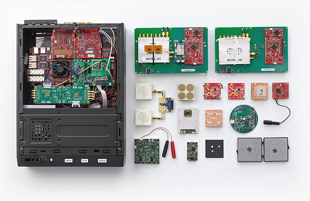 Soli Hardware Prototypes