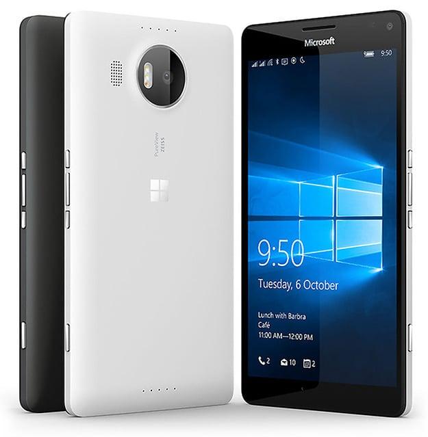 Microsoft Lumia 950 XL Windows 10 Mobile Flagship Falls To