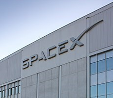 SpaceX Nails Third At-Sea Landing In A Row With Falcon 9 Rocket