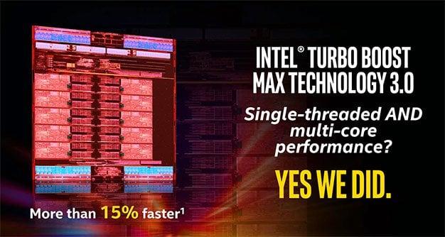 turbo boost max 3 intel