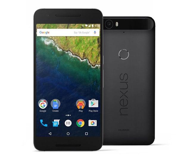 nexus 6p black