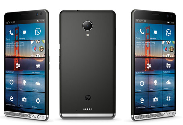 HP Elite x3 1