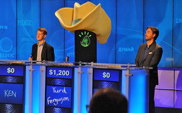 IBM Watson Jeopardy Cowboy Hat