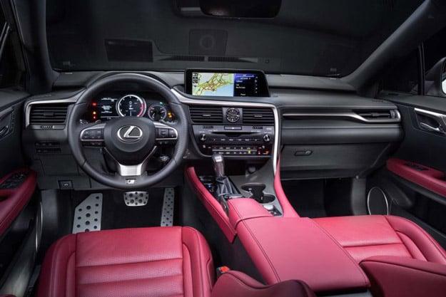 rx 350 interior 1