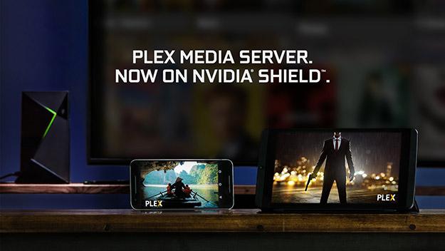 Plex Adds Full Plex Media Server Support to NVIDIA Shield Streaming Player