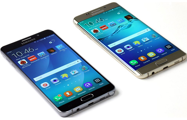 Galaxy Note 5 and Galaxy Edge+