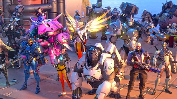Blizzard Works To Restore Overwatch 21:9 Resolutions After