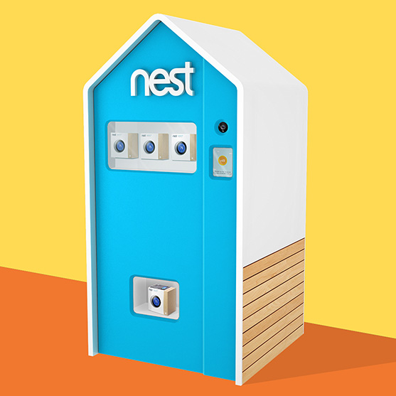 Nest Vending Machine