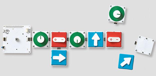 Google Project Bloks Pieces