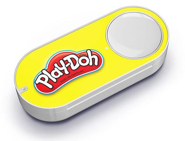 Play Doh Dash Button