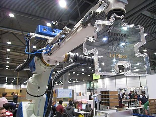 Team Delft Robotic Arm
