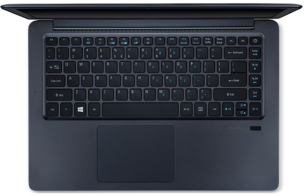 Acer TravelMate X349 Keyboard