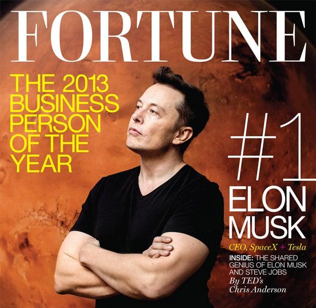 elon musk fortune