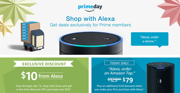 Amazon pushes voice ordering ahead with Alexa's help