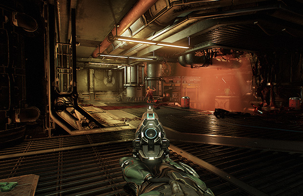 id Software Makes Doom On Vulkan Official, AMD Claims 23 to 27